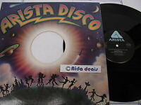 Arista Disco LP#SP-13 (VG)