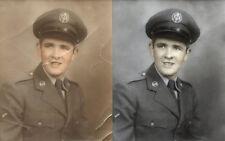 Professional Photo Retouching, Old Photo Restoration!