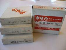 JEU de SEGMENTS SUZUKI GT 550 3 cylindres cote +050 (2 disponibles)