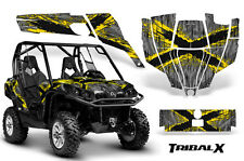 CAN-AM COMMANDER 800R 800XT 1000 1000XT 1000X GRAPHICS KIT DECALS STICKERS TXYS