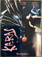 Karas The Prophecy. Anime Dvd