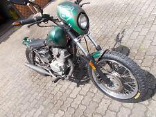 Honda Rebell, CMX 250, Oldtimer, 33 Jahre, Cafe Racer, Scrambler, Neue Front
