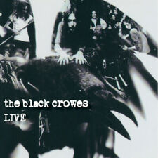 The Black Crowes - Live 2 x Cd - Sealed New Southern Blues Rock Album
