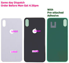 Rear Glass Back Battery Cover Housing replacement for Apple iPhone X  iPhone 10