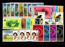 Seychelles 29 Mint, few faults - C2830
