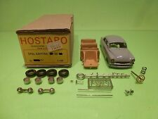 HOSTARO 11 PARTLY BUILT KIT OPEL KAPITAN KAPITÄN 1956 - GREY 1:43 - NICE IN BOX