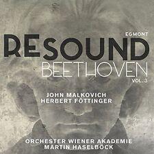 Beethoven: Resound Vol 3 - Egmont, New Music