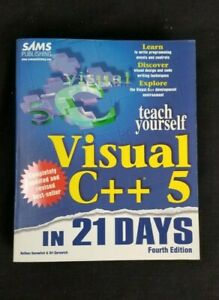 Visual C++ 5 in 21 Days 4th Edition