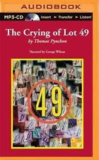 The Crying of Lot 49 by Thomas Pynchon (2015, MP3 CD, Unabridged)