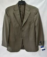 Towncraft  Blazer Suit Jacket Green  Size 42R Men's New
