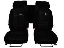 Autositzbezug maßgefertigt im Kunstleder Design S-Type für Astra K ab 2015.