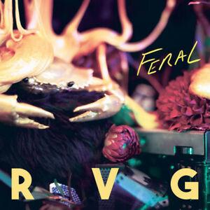 RVG ~ Feral ~ Rare 2020 Fire Records 10-track PROMO CD album ~ NEW~  FREE UK P+P
