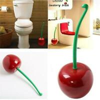 1pcs Creative Cherry Lavatory Brush Toilet Bowl Brush Betify Home Toilet Br N7A4