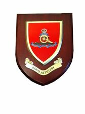 Royal Artillery Wall Plaque UK Hand Made for MOD Regimental Military