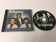 Still Going Strong by The Happenings CD SIGNED BY BAND 610553176420 MINT