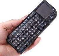 2.4G Wireless Mini Keyboard Touchpad Bluetooth For Smart TV Samsung LG etc Q