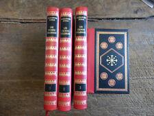 les crimes célèbres d'alexandre Dumas en 4 volumes  - éditions famot