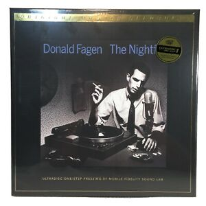 Donald Fagen The Nightfly MFSL 180g 45rpm UltraDisc One-Step UD1S 2-003. # 3403