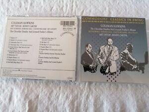 "Commodore "" Classics in Swing"" n.10 cd"