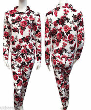 Lightweight Floral Plus Size Activewear for Women