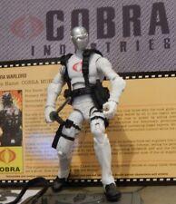 GI JOE ~ 2013 COBRA MORTAL ~ NIGHT FORCE ~comp & card ~ NOCTURNAL FIRE ~ joecon