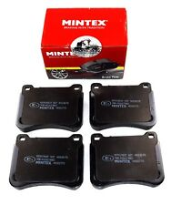 Mintex Pastiglie Freno Anteriore MERCEDES BENZ C CLK SLK MDB2775 (immagine reale di parte)