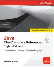The Complete Reference: Java by Herbert Schildt (2011, Paperback)