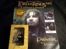 Il Signore degli Anelli cifre-Issue 162 Faramir in lthilien-EAGLEMOSS