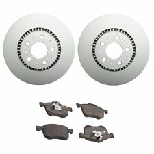 Genuine Front Brake Kit 305mm Disc Rotors and Pads For Volvo S60 S80 V70 XC70