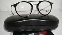 Ray Ban Frame RX Eyeglasses New Black RX7097 5725 47 21 145