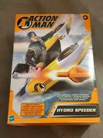 Action Man Hydro Speeder Fahrzeug / Boot Hasbro 2002 - Neu & Ovp / Boxed