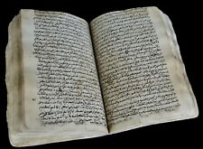 "islamic Manuscript Book Handwritten Arabic ""Astronomy ,Herbal Medicine 502 Pages"