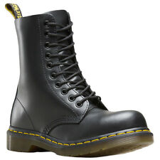 Dr.Martens Unisex Boots 1919 Womens Mens Steel Toe Combat Fine Haircell