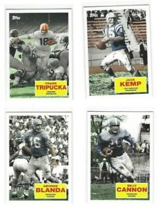 2009 Topps Flashback - COMPLETE YOUR SET - Pick Your Favorites