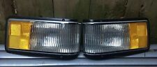 1989-1993 Cadillac Deville RH & LH Marker Corner Light Lamp Pair 89-93
