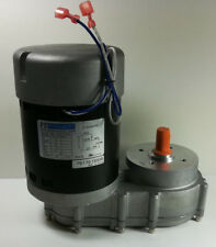 Power Electric Ice Machine Gear Motor Parallel Shaft 1/6 HP 115 V 12 RPM