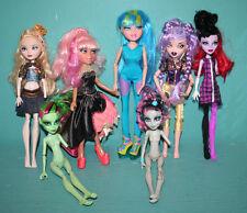 Bratzilla Monster High Ever After Bratz Doll Rare HTF LOT