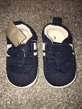 Next Baby Boys Trainers Size 3 New