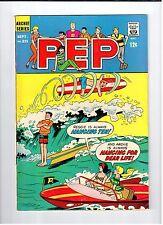 Archie Series PEP #221 Sept 1968 vintage comic