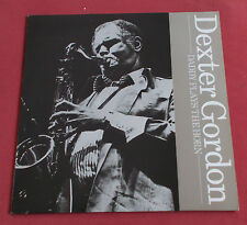DEXTER GORDON LP REED UK  AFFINITY  DADDY PLAYS THE HORN