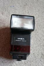 Minolta  Program 4000 AF flash. Dynax ?