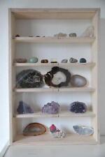 VitrinenSchmidt® 023 Sammler Vitrine  Mineralien & Fossilien etc.