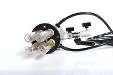 Speedotron 105 Quad-Tube Lamphead 2 Cable4800WS Arena Strobe 4 bulbs