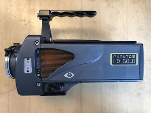 Vision Research Phantom HD Gold 1000fps High Speed Camera with Cinemag & Case