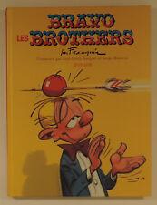 Bravo les Brothers Franquin Dupuis 2012 EO TBE