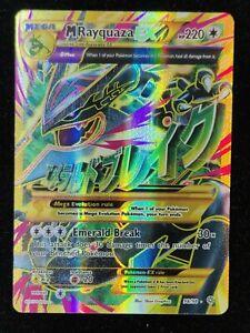 Ancient Origins  98/98 M Rayquaza EX Ancient Origins Shiny Full Art