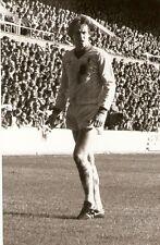 ORIGINALE stampa foto Liverpool FC Phil Neal SETTEMBRE 1981