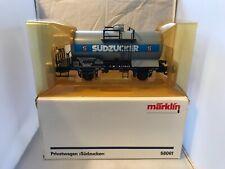 More details for marklin gauge 1 58061 sudzucker bulk tanker privatwagen  stunning original box