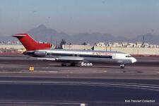Original 35 mm Slide Aircraft/Plane/Airlines Northwest 727 N269Us 1990 #P3154