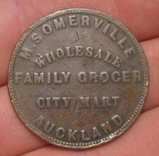 New listing New Zealand - 1857 Somerville Penny